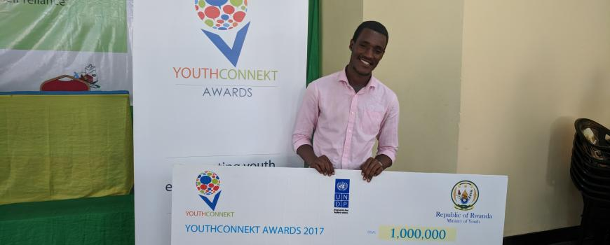 Top young innovators attend a three days Boot Camp to equip them with entrepreneurial skills